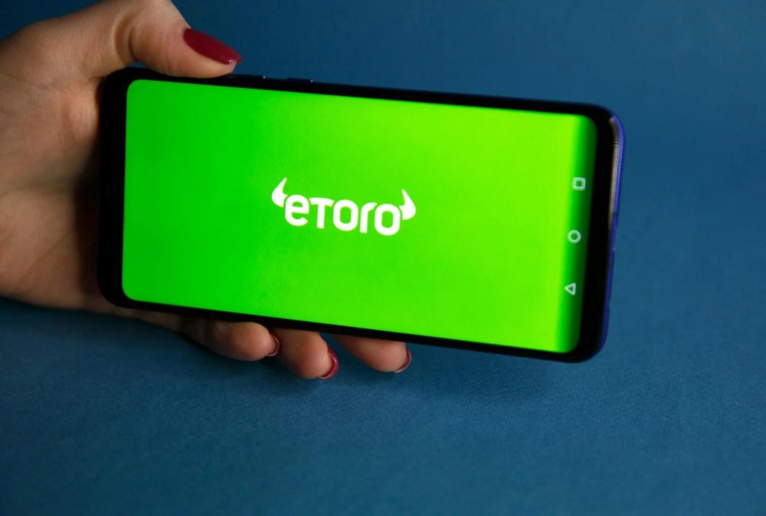 Plataforma de comercio criptográfico eToro presenta su función CopyTrader para usuarios en los Estados Unidos