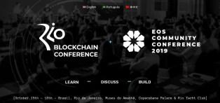EOS y su conferencia EOS Community Conference 2019 se realizará en Brasil