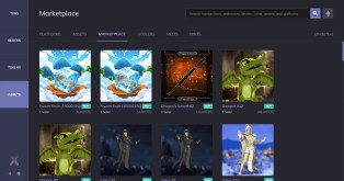 Enjin lanza su marketplace con un sorteo de 4.000 artículos