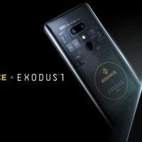 Binance y HTC se unen para el lanzamiento de una edición limitada del teléfono blockchain Exodus 1, con soporte para la cadena de bloques Binance Chain