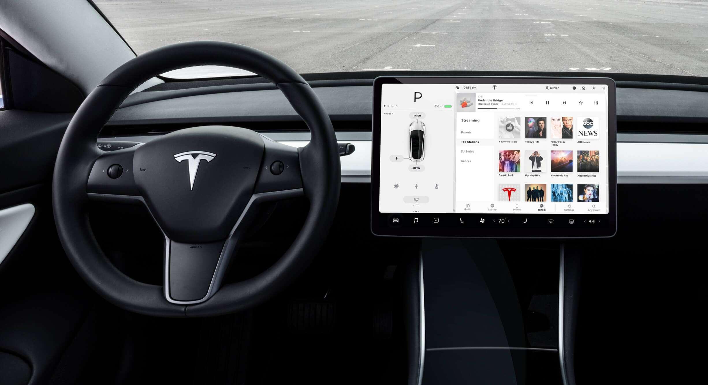 Experimento muestra cómo se ejecutó con éxito un nodo completo de Bitcoin en un automóvil eléctrico Tesla