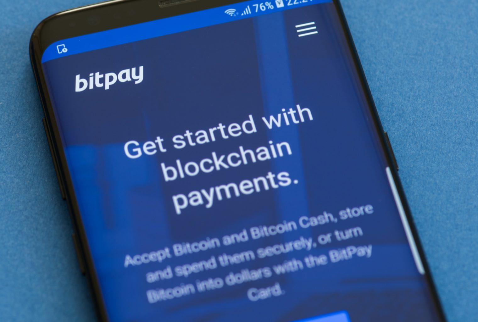 BitPay anuncia una tarjeta prepagada Mastercard en Estados Unidos para impulsar los criptopagos
