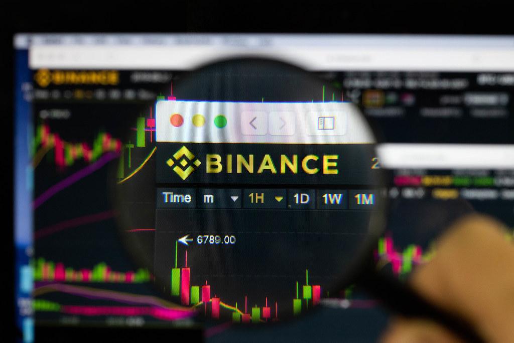 binance exchange criptotendencias