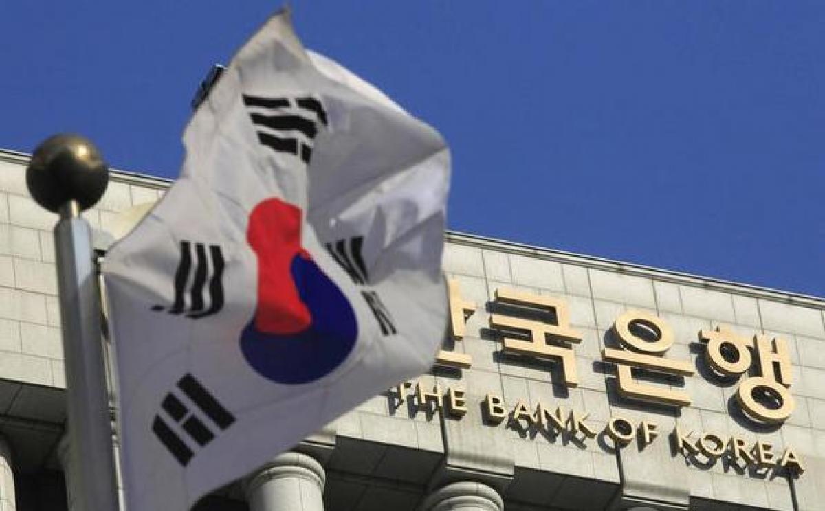 Banco Central de Corea del Sur impulsará la tecnología blockchan y la inteligencia artificial a través de su estrategia de innovación digital