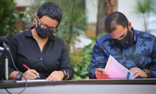 En Venezuela alcaldes firman acuerdo para utilizar al Petro como unidad de cuenta