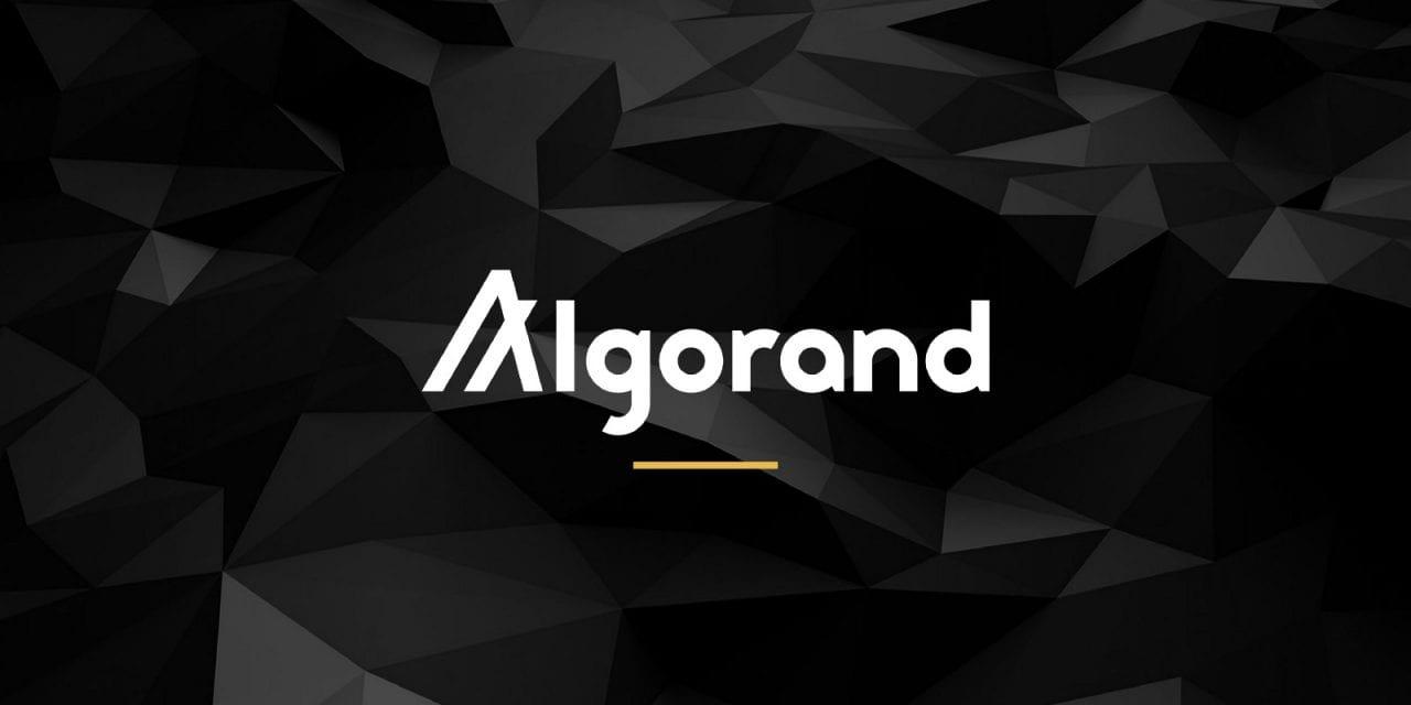 Nueva actualización de Algorand apunta al impulso de las aplicaciones y las finanzas descentralizadas