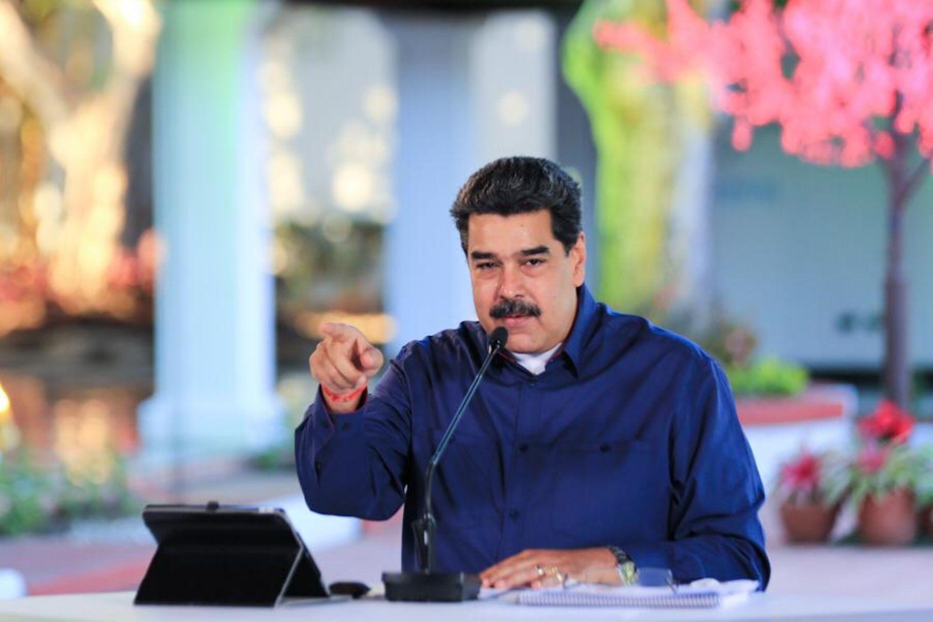 Comando Sur de Estados Unidos insiste en que Nicolás Maduro utiliza criptomonedas para realizar actividades ilícitas en la región
