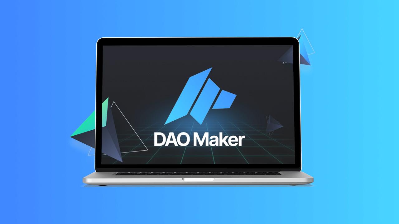 DAO Maker lanza su token nativo