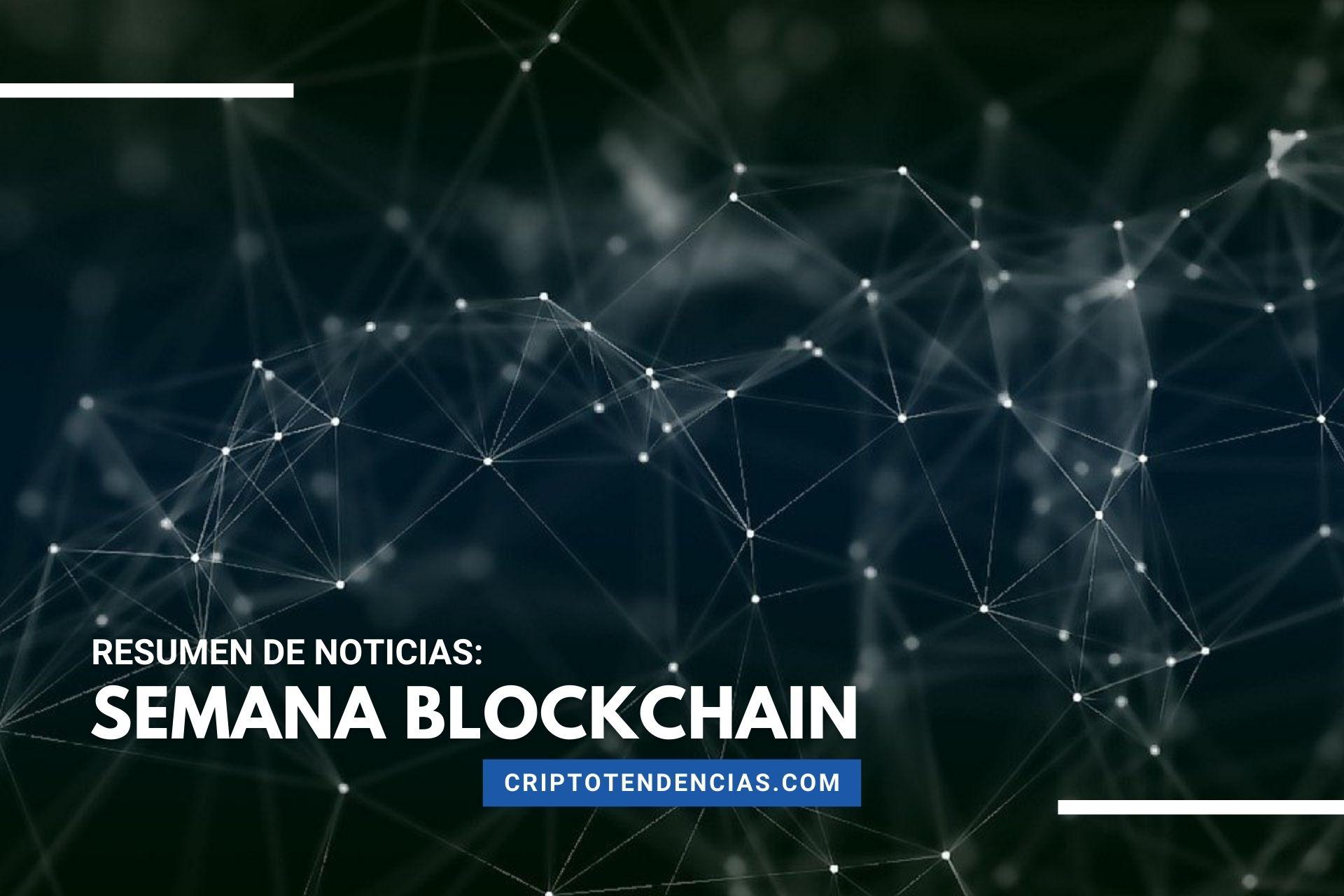 Traemos lo mejor de la tecnología blockchain y los NFT en Semana Blockchain