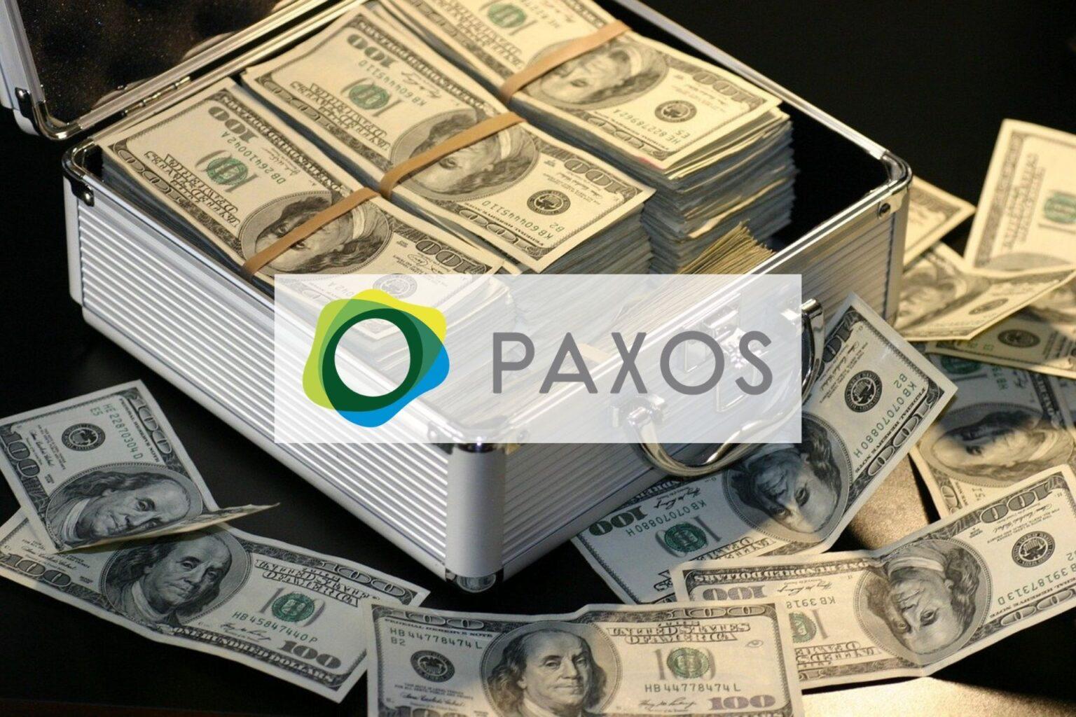 Bank of America, criptointercambio FTX, Coinbase Ventures y Founders Found participaron en la última ronda de financiamiento por 300 millones de dólares de Paxos