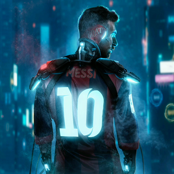 NFT de Lionel Messi