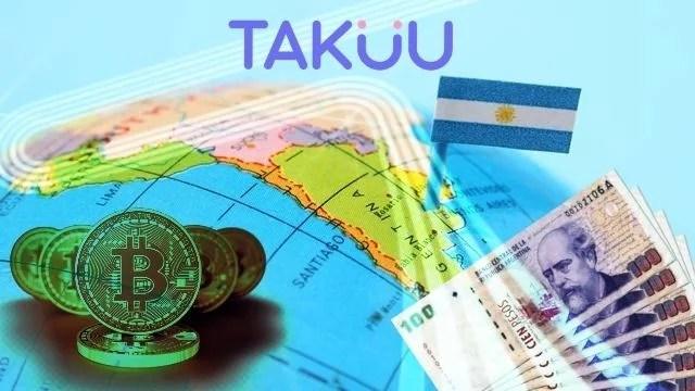 Takuu puente financieros en argentina