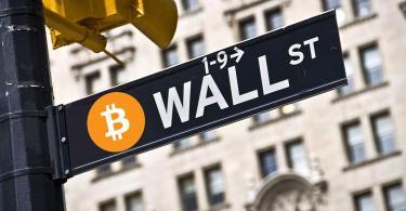 Bitcoin c'è una spaccatura a Wall Street