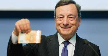 Draghi Bitcoin non è abbastanza maturo per essere regolamentato