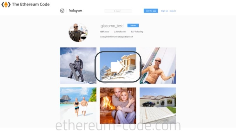 Giacomo Testi Instagram