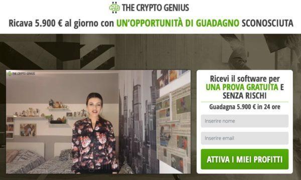 Crypto Genius Truffa o Funziona
