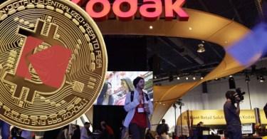 Kodak sta creando una piattaforma di piattaforma per i diritti di immagine basata su Blockchain