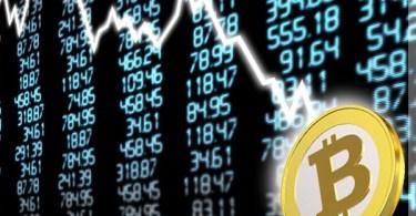 bitcoin crollo