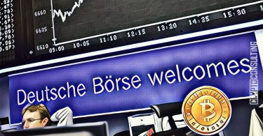 Bitcoin Deutsche Boerse vuole lanciare dei prodotti di criptovalute