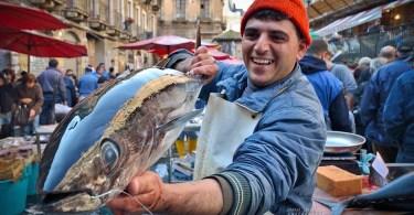 Da oggi è possibile comprare pesce con Verge [XVG]