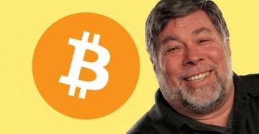 Steve Wozniak bitcoin