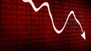 La capitalizzazione del mercato crypto crolla sotto i 110 miliardi di dollari