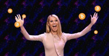 Gwyneth Paltrow Bitcoin