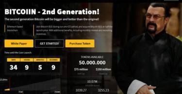 Bitcoiin- il clone di Bitcoin è salito di oltre il 2000% in pochi giorni