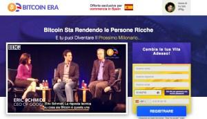 Bitcoin Era: Truffa o Funziona? Recensioni del Software [2019]
