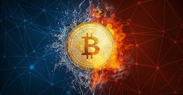 Bitcoin vola verso i $10.000