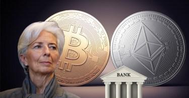 Bitcoin festeggia con Christine Lagarde