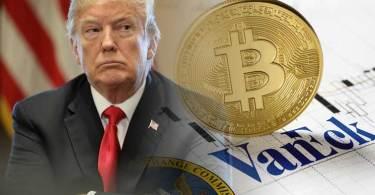 Donald Trump parla del Bitcoin