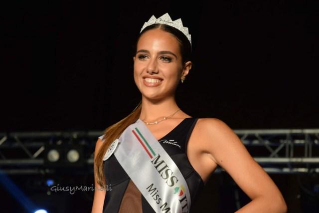 Miss Italia, Giulia Ciarlantini è Miss Marche 2019