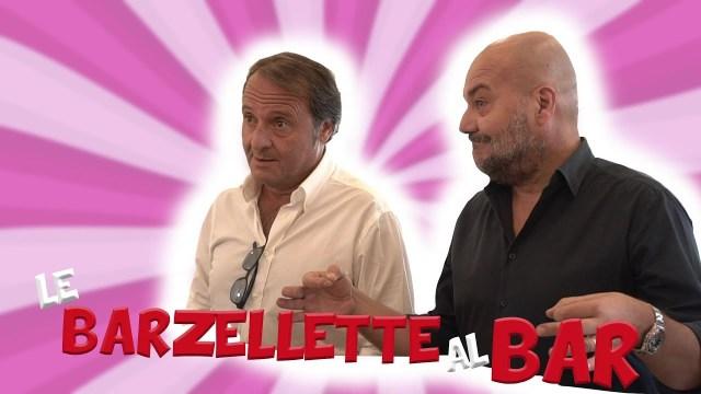 GLI SBARELLATI – Ep. 10 – Le Barzellette al Bar