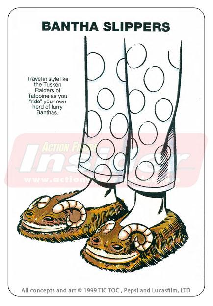 Pantufas de Bantha