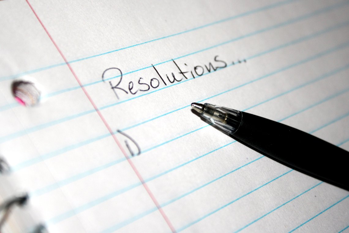 Resolutions: New Year Decisions & Trying New Things