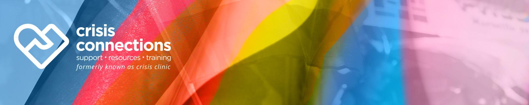 Pride Month Banner logo