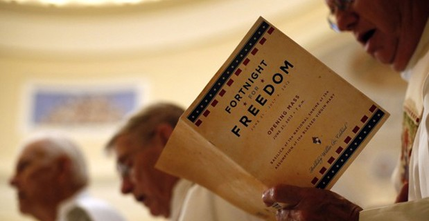 Bishops & Religious Freedom