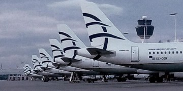 Aegean Air Airplanes, Αεροσκάφη της Aegean