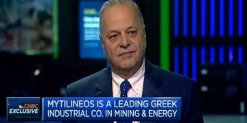 Ο Ευάγγελος Μυτιληναίος, επικεφαλής του ομώνυμου ομίλου επιχειρήσεων
