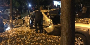 Ουκρανία: Τρομοκρατική επίθεση σε βουλευτή, ένας νεκρός 1