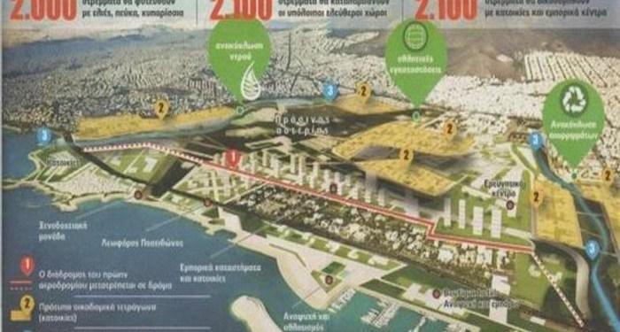 Άρωμα εκλογών: Ο Μητσοτάκης στα εγκαίνια του εργοταξίου της Lamda στο Ελληνικό 23