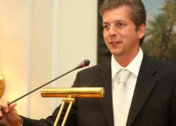 Ο αντιπρόεδρος και CEO  της GG Group