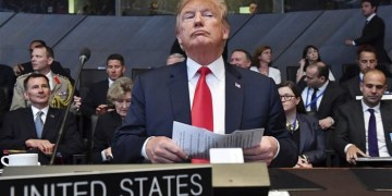 Ο Τραμπ θέλει επέκταση του NATO στη Μέση Ανατολή 1