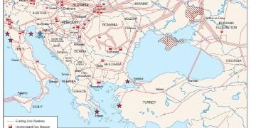 Η γεωπολιτική αξία της Ελλάδας: Τα ενεργειακά δίκτυα και οι εξαρτήσεις στην ανατολική Μεσόγειο 1
