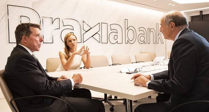 Praxia Bank: Οι επενδυτές έρχονται, η διοίκηση μένει; 23