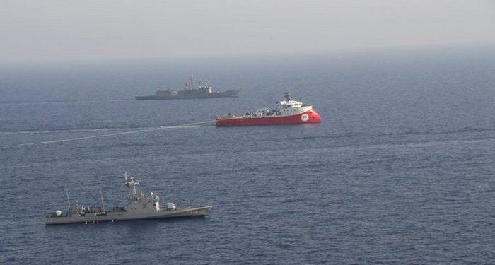 Ένταση στη Μεσόγειο: Το Barbaros απέπλευσε από την Τουρκία 24