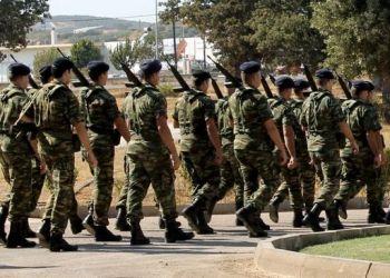 Αναδιάρθρωση στον Στρατό: Λιγότερες σειρές νεοσύλλεκτων 26