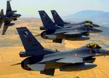 Άγρια πρόκληση: Τουρκικά F-16 πάνω από τον Έβρο 32
