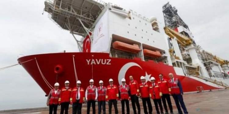 Ο Ερντογάν διώχνει Total-ENI από το οικόπεδο 7, στέλνει το Yavuz 23